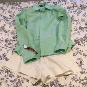 Ralph Lauren polo long sleeve button-down